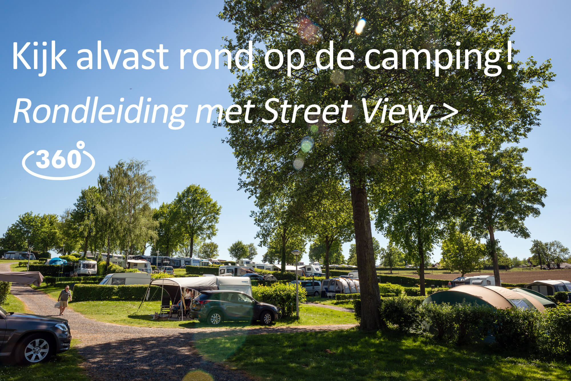 Camping Colmont Google Streetview rondleiding
